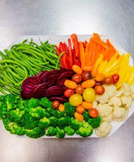 OTHER veggie platter