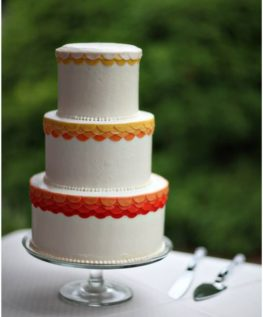 WEDDINGS Prianka_s cake