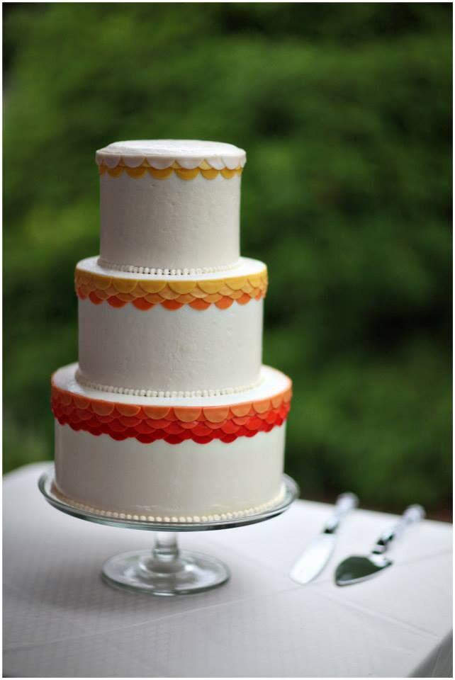 WEDDINGS Prianka_s cake